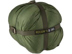 Elite Survival Systems Recon 5 Sleeping Bag, Olive Drab, Rated to -4 Degrees Fah