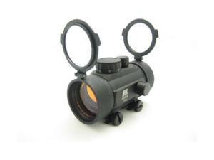NcSTAR Red Dot Sight - 1x42 B-Style Red Dot - Weaver Base