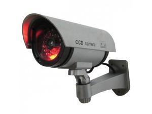 Sabre Fake Security Camera - Bullet, Silver