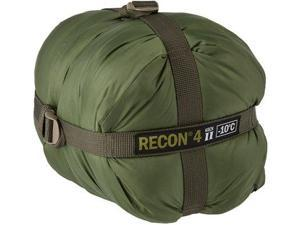 Elite Survival Systems Recon 4 Sleeping Bag, Olive Drab, Rated to 14 Degrees Fah