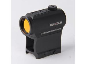 Holosun Paralow  Red Dot Sight, Black, 676335 mm with high mount