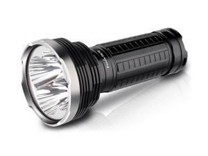 Fenix TK75 Cree XM-L U2 Rechargeable LED Flashlight Gen 2,Black,4000 Lumens TK75