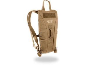 Elite Survival Systems Hydrabond 3L Hydration Carrier, Black, Coyote Tan