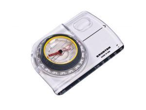 Brunton TRUARC Baseplate Compass w/ Global Needle TruArc3, Met./Std. Scales, 2.5