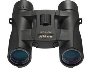 Demo,Nikon A30 10x25 Binocular, Black 8263-DEMO