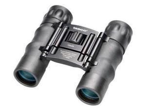 Tasco Essential 12x25 Roof Prism Waterproof Binoculars, Black, Clam Pack 178RB