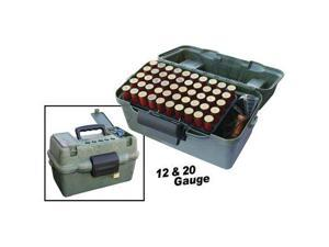 MTM Deluxe Shotshell Case Holds 100 Rounds 12/20 Camouflage