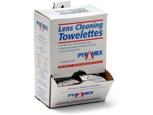 Pyramex 100 Individually Packaged Lens Cleaning Towelettes