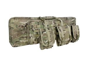 Condor 42in Double Rifle Case, Multicam