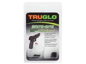 Truglo Brite-Site Tritium Sight, Fits Glock 42 and 43, Green TG231G1A