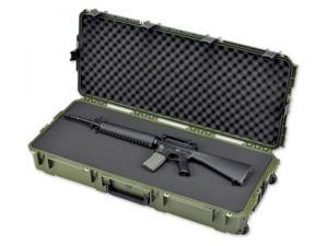 SKB Cases iSeries 4217 Mil-Spec AR / Short Rifle Case in Military Green, 45 1/4