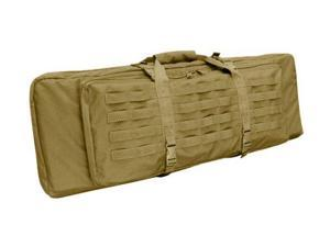 Condor 36in Double Rifle Case, Tan