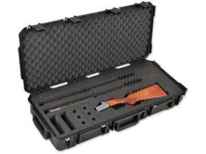 SKB Cases iSeries 3614 Custom Breakdown Shotgun Case, Black, 39 3/4 x 17 3/4 x 7