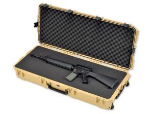 SKB Cases iSeries 4217 Mil-Spec AR / Short Rifle Case in Tan, Tan, 45 1/4 x 19 5