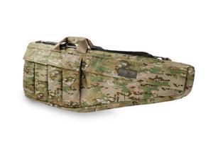 Elite Survival Systems Rifle Case, 41in., MultiCam, Fits AR15 Sporter, M16, HK91