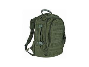 Fox Outdoor Tactical Duty Pack, Olive Drab 099598565602