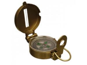 Red Rock Outdoor Gear Metal Lensatic Compass, Gold, One-Size