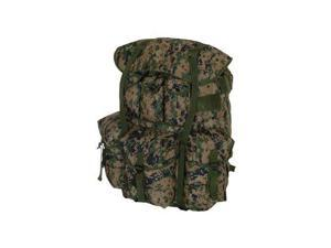 Fox Outdoor Large A.L.I.C.E. Field Pack, Digital Woodland 099598545130