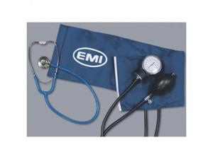 EMI Dual Head Stethoscope-blk -