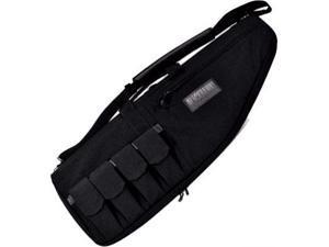 BlackHawk Rifle Case w/ Detachable Shoulder Strap, 37in, Black 64RC37BK