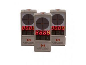Laser Ammo LaserPET Electronic Target 3 Pack