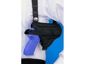 Bianchi 4620 Tuxedo Shoulder Holster System, Black Ambidextrous, Colt Gov't and