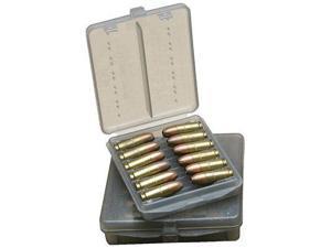 MTM Ammo Wallet .38/.357 12 Cartridge Smoke