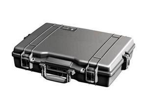 Pelican Black Waterproof Case 1495 w/ Foam Insert
