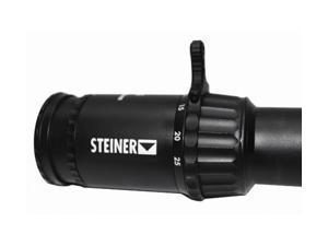 Steiner Throw Lever T5Xi/P-Series Rifle Scopes,Matte Black