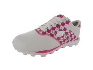 Skechers Women's 'Go Golf' Fun Bright Lightweight Golf Cleat