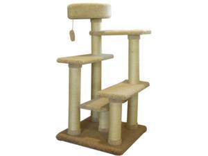 Majestic 48 Inch Cat Tree Jungle Gym