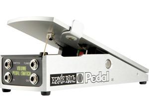 Ernie Ball 6168 250K Mono Volume Pedal with Switch - Passive