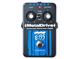 EBS Metal Drive Universal High Gain Distortion Pedal