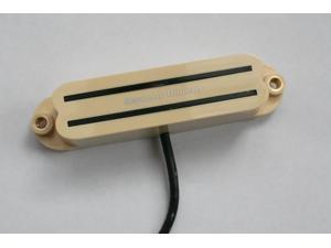 Seymour Duncan SHR-1 Hot Rails for Strat - cream, neck & middle
