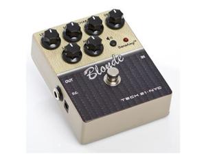 TECH 21 SansAmp Character Series Blonde Tube Amp Emulator Pedal NEW