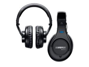 Shure SRH 440 Pro Studio Headphones (Black)