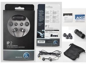 AKG IP2 In-Ear Monitoring Earbud Isolting Headphones NEW