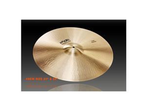 """Paiste Formula 602 Thin Crash Cymbal, 20"""" Factory Sealed FREE SHIPPING NEW"""