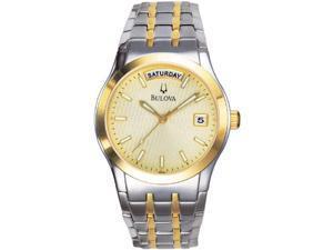 Bulova Men's Bracelet Men's Watch - 98C60
