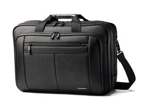 Samsonite SM43270-1041 Classic Three Gusset Briefcase - Black