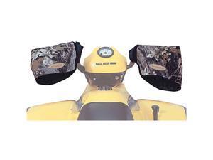 ATV Logic ATV Hand Protectors (Mitts) - Black