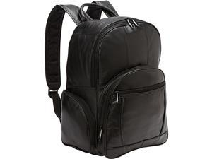 Bellino Leather Laptop Backpack