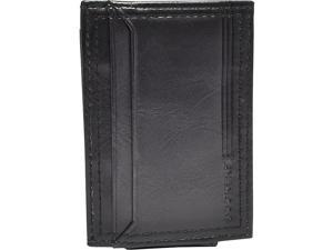 Dockers Wallets Leather Magnetic Front Pocket Wallet