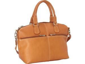 Le Donne Leather Classic Satchel