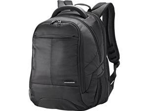 "Classic Perfect Fit Backpack 9.3""x17.8""x12.5"" Black"