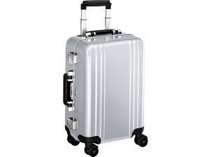 Zero Halliburton Classic Polycarbonate Carry On 4 Wheel Spinner Travel Case