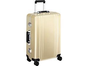 Zero Halliburton Classic Polycarbonate 24in. 4 Wheel Spinner Travel Case