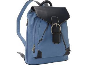 Bellino Leather Travel Backpack