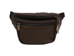 AmeriLeather Large Waist Pouch