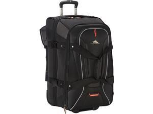 High Sierra AT7 26 inch Wheeled Duffel with Backpack Straps